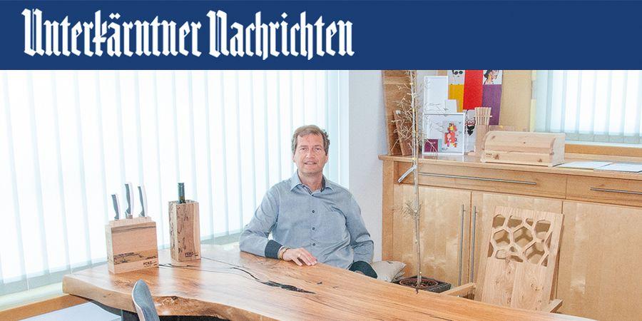 Für Tischlermeister Klaus Penz ist der Werkstoff Holz seit über vier Jahrzehnten wesentlicher Teil seines Lebens.